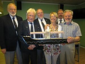 2012 - Turistforeningen bliver opløst. Halsnæs kommune overtager skibey. Frederiksværk Marineforening med flere stifter foreningen Arresø farten med 130 medlemmer.