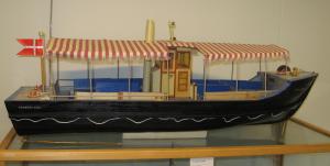 1998 - Frederikke overtages af Frederiksværk Turistforening som driver sejladsen. 2010 - Frederikkes venner opløses og overdrager deres midler samt modellen til Frederiksværk Marineforening.