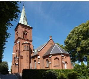 Vinderød Kirke