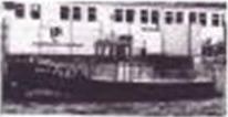 1965 - Skibet bliver bygget på Holbæk værft og indsat på holmen i Flådens tal som FLS7 med navnet HØNEN.